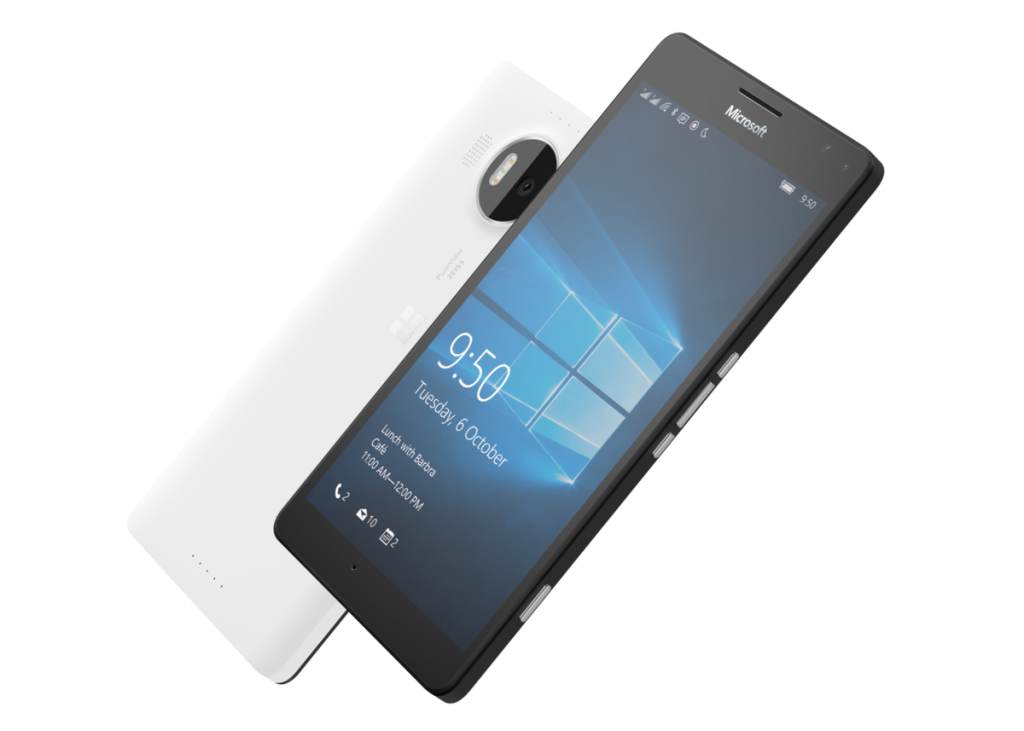 Window lumia-950